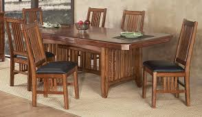 mission style dining table astounding moraethnic home design ideas 8