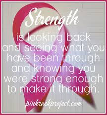 Breast Cancer Survivor Quotes Awesome Strength Inspiration Quotes Pinkrackproject StrengthHopeFaith