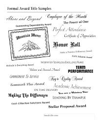 Employee Award Certificate Templates Free Template Service