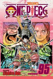 One Piece, Vol. 95: Amazon.de: Oda, Eiichiro, Oda, Eiichiro: Fremdsprachige  Bücher