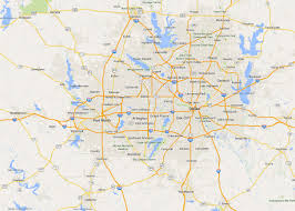 map of dallas fort worth best of  roundtripticketme