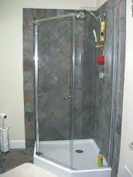 angle shower pans shower pans fine angle neo angle shower pans for tile neo angle shower