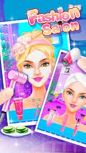 fashion makeup salon s games