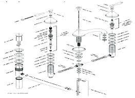 faucets kohler faucet parts diagram k 4 in brushed bronze by bathtub faucet offer ends