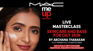 base for oily skin m a c cosmetics