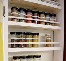 How To Build A Spice Rack Custom How To Build A DIY Spice Rack