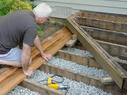 Decking Using Pallets How To Plan For Building A Deck Hgtv