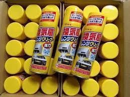 Xịt tẩy mảng bám dầu mỡ máy hút mùi quạt thông gió Rinrei Nhật Bản