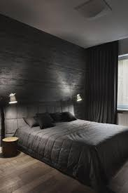 modern mens bedroom ideas grey