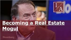 Billionaire Richard LeFrak: Becoming a Real Estate Mogul - YouTube