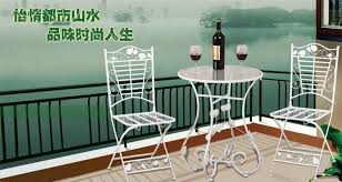 metal foldable 1 table and 2 chairs garden set past outdoor balcony round coffee dining glass
