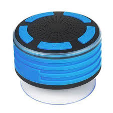 Waterproof Speaker With Lights Bluetooth Speakers Ipx7 Portable Wireless Waterproof