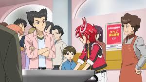 Shingo being way overconfident while fighting miwa, just because he hasn't see him in any vanguard magazines. Ilovegrade3s Tumblr Blog Tumgir