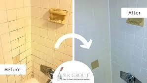 best way to clean grout in shower how to clean shower tile best way to clean