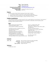 Resume Mostent Format Template Creative Templates Secure The