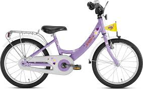 Двухколесный <b>велосипед Puky ZL 18-1</b> Alu 4324 lilac лиловый ...