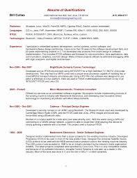Cloud Computing Experience Resume Resume Template