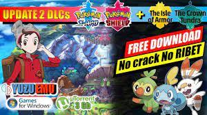 NEW 2021] How to Play Pokemon: Sword & Shield on PC Free Download | Update  V1.3.1 + Yuzu Emu (3 GB) - YouTube