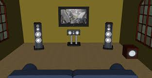 home theater front speakers. center channel speaker placement home theater front speakers