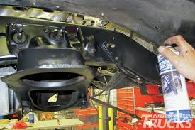 All Chevy chevy c10 suspension kit : 1985 Chevy C10 Updated Suspension and Brakes - Custom Classic ...