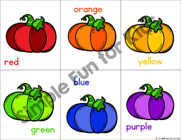 A group of children are enjoying a pumpkin carving session in this fun printable colouring page. Rainbow Pumpkin Color Matching Game Simple Fun For Kids