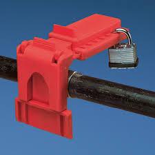 ball valve lockout. ball valve lockout