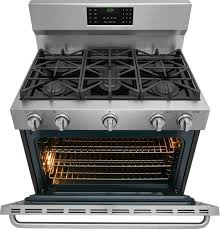 fggf3685ts frigidaire gallery 36 pro style gas range stainless rh designerappliances com frigidaire gallery stove electric frigidaire gallery stove manual