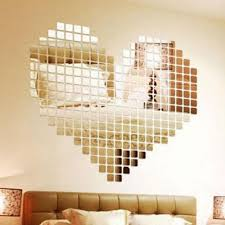 self adhesive tile 3d mirror wall stickers decal mosaic room decorations modern self adhesive mirror tiles stickers wall stickers china decorative mirrors