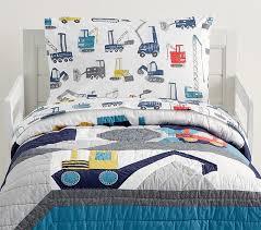 jax construction toddler comforter