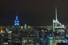 empire state building s iconic colored lights to get an led makeover inhabitat green design innovation architecture green building