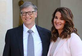 Bill and Melinda Gates divorcing after 27 years of marriage • Today News  Africa