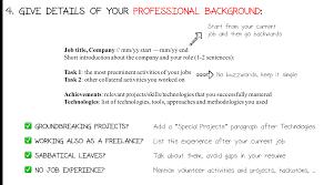 Write The Perfect Resume For Developers Jaguar28 Medium