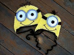 Minion Hat Crochet Pattern Mesmerizing How To Make A Crochet Minion Hat Crochet Coach