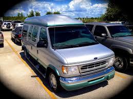1999 ford e 150 conversion van 5 4l start up quick tour rev 1999 ford e 150 conversion van 5 4l start up quick tour rev exhaust view 115k