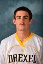 Aaron Prosser - 2013 - Men's Lacrosse - Drexel University Athletics
