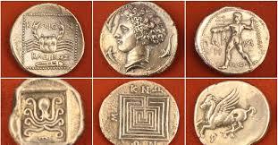Ancient Greek Coinage - Ancient History Encyclopedia