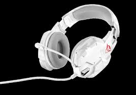 <b>GXT 322W</b> Gaming Headset - white camouflage Key features More ...