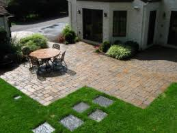 simple patio designs with pavers. Cool Brick Patio Design Backyard Paver Architecture Landscape Deck Bar Easy Diy Spring New Impression Home Simple Designs With Pavers