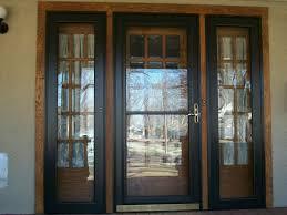 storm door replacement glass frame frameswall