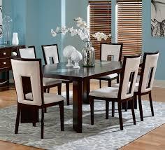 steve silver delano  piece dining room set w leaf  beyond stores