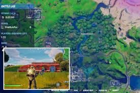 The holiday season has arrived in fortnite: Where Are The Snowmando Outposts In Fortnite