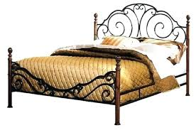 Wrought Iron Bed Frames Queen Black Queen Headboard And Wrought Iron ...