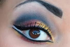 devilish eyes makeup video dailymotion you yolanda g 1st video makeup tutorial tropical colours smokey