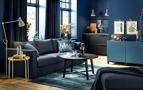 How To Decorate Blue Living Room Chairs Simpleandsweets Homes Magnificent Navy Blue Living Room