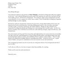 Writing General Cover Letter Sample For Jobs Job Application In