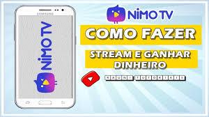 nimo tv - como fazer stream de jogos online na nimo tv e ganhar dinheiro -  YouTube