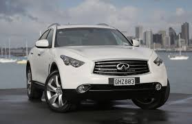 Infiniti FX: pricing and specifications revealed for new X5 rival ...