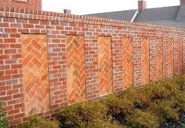 Masonry Wall Types Failure Mechanisms Advantages