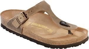 birkenstock gizeh leather sandals women s