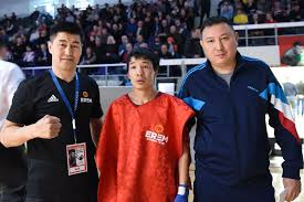 Kyrgyzstan Red Light Area Azat Usenaliev Is Kyrgyzstans Medal Favourite In The Aiba